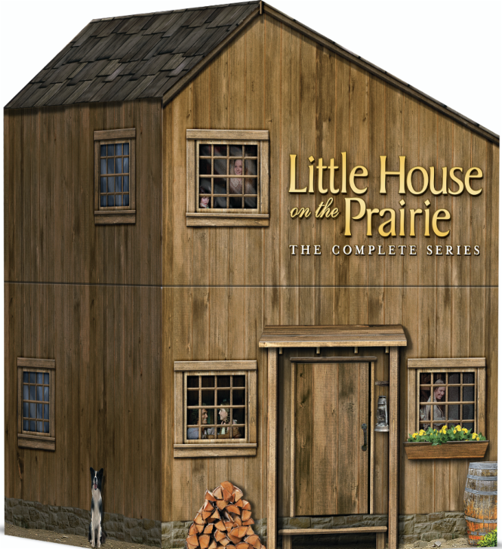 Little House on the Prairie The Complete Series Deluxe Remastered Edition