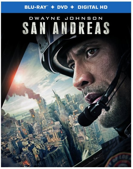 San Andreas Box Art 2D