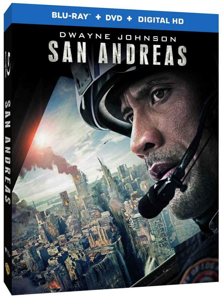 San Andreas Box Art 3D
