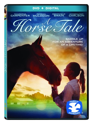 A HORSE TALE 3d DVD