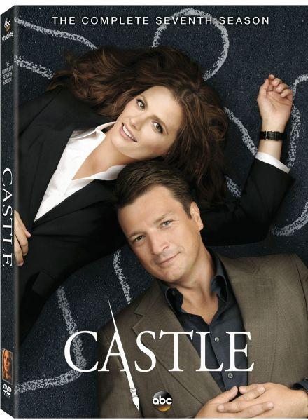CastleSeasonSevenDVD
