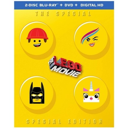 lego movie special