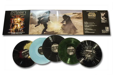 phantom menace vinyl 1