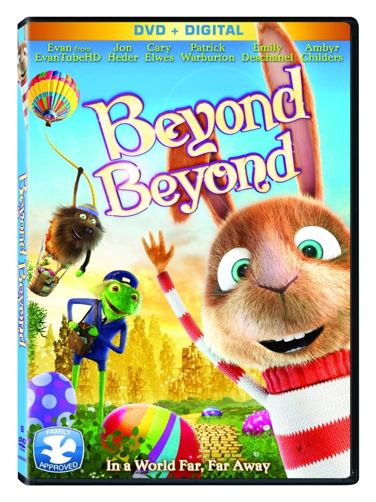 BEYOND  BEYOND 3d DVD