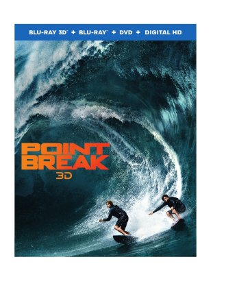 Point Break 3D Box Art