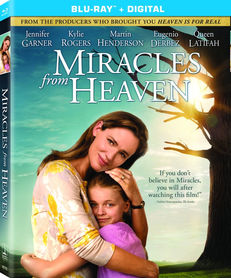 miracles from heaven blu