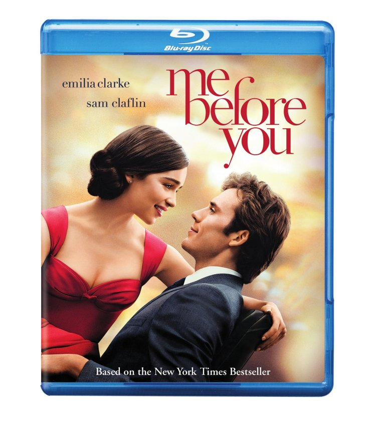Me Before You Box Art 2D