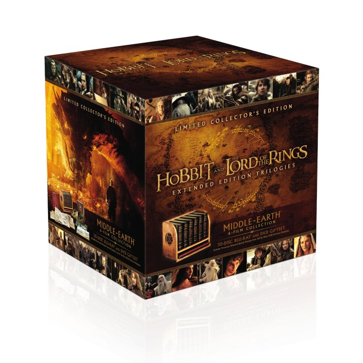 Middle Earth LCE Box 3D