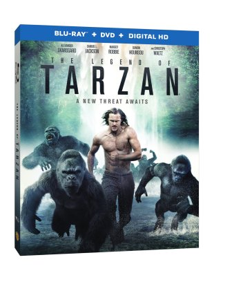 The Legend of Tarzan_3D
