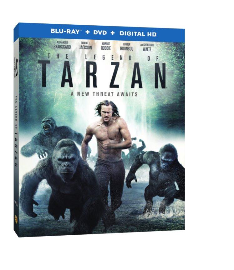 The Legend of Tarzan_3D