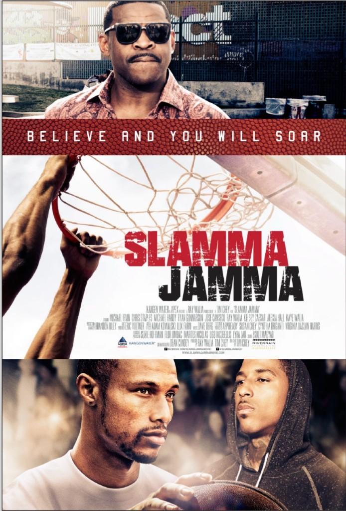 BASKETBALL DRAMA 'SLAMMA JAMMA' TO HIT THEATERS MARCH 24TH ...