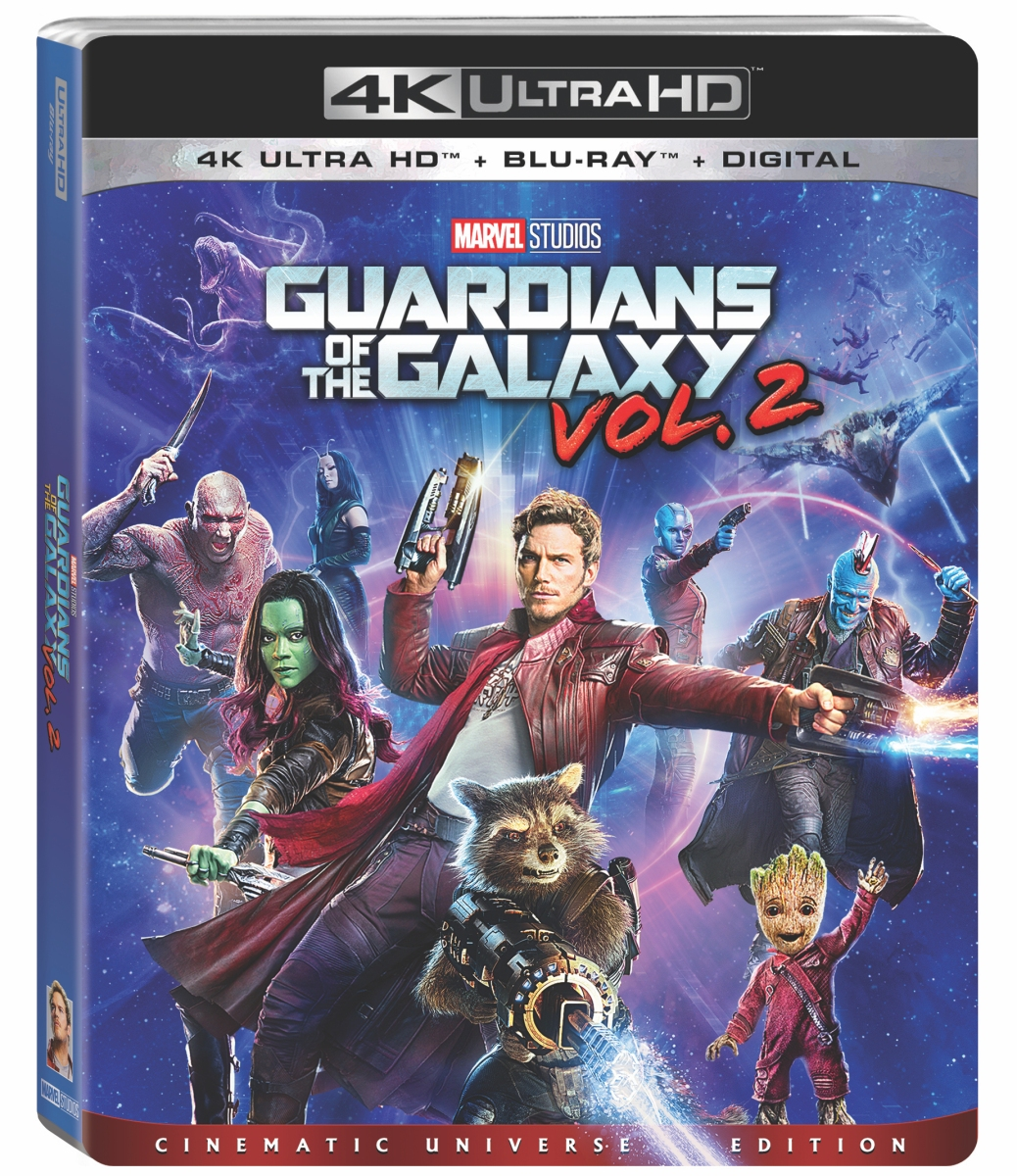 marvel�s �guardians of the galaxy vol 2� on digital in hd