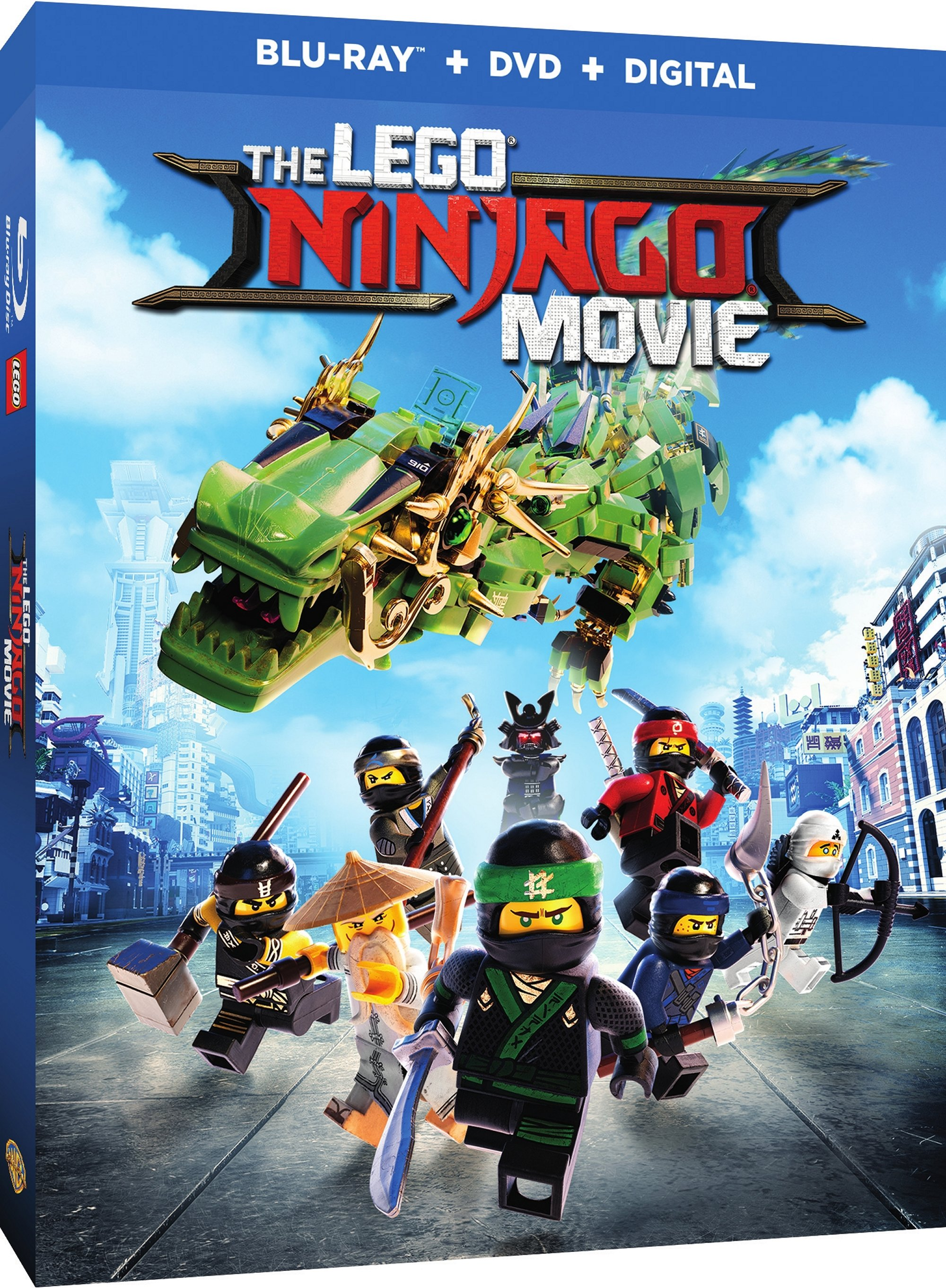 Own The Lego Ninjago Movie On 4k Ultra Hd Blu Ray 3d Blu Ray Blu Ray Combo Pack And Dvd On December 19 Or Own It Early On Digital Hd On December 12 Justlovemovies Com