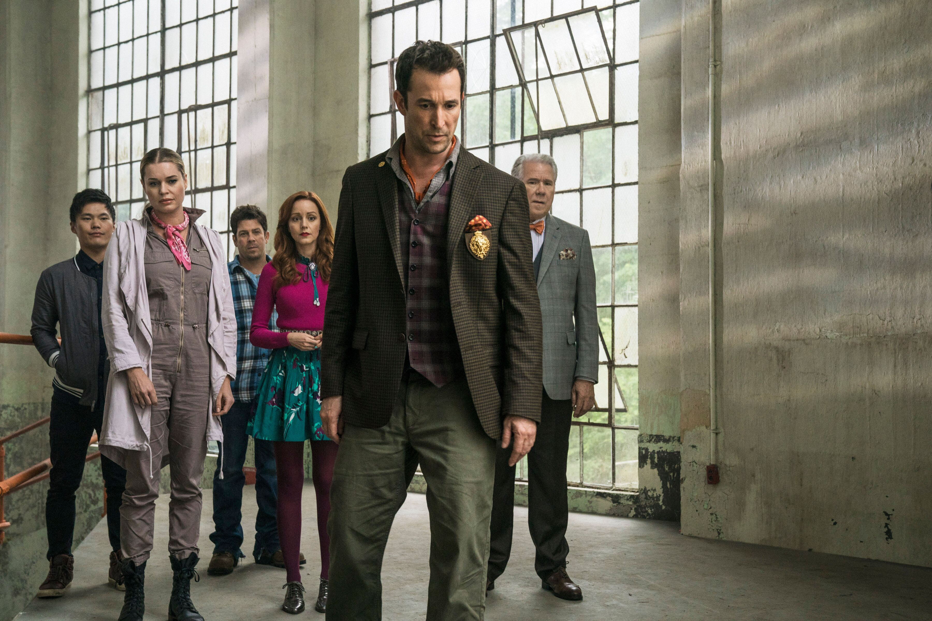 UPtv Acquires Family Adventure Series The Librarians To