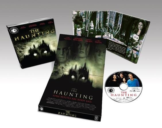 The Haunting 1999 Arrives On Blu Ray October 20th Justlovemovies Com