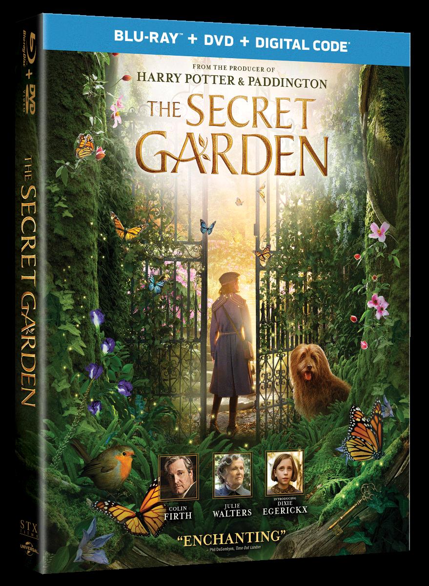 The Secret Garden Available On Digital 9 22 Blu Ray And Dvd 10 6 Justlovemovies Com